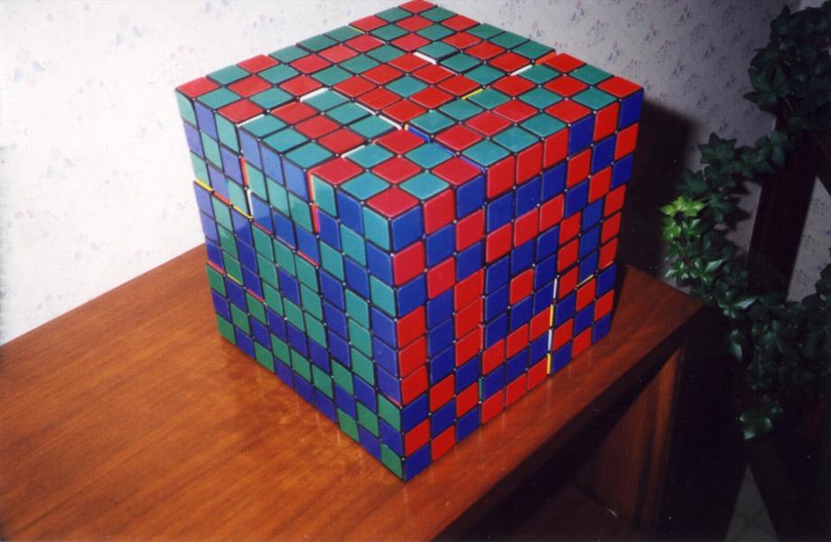 Кубик рубика с фото своими руками 97